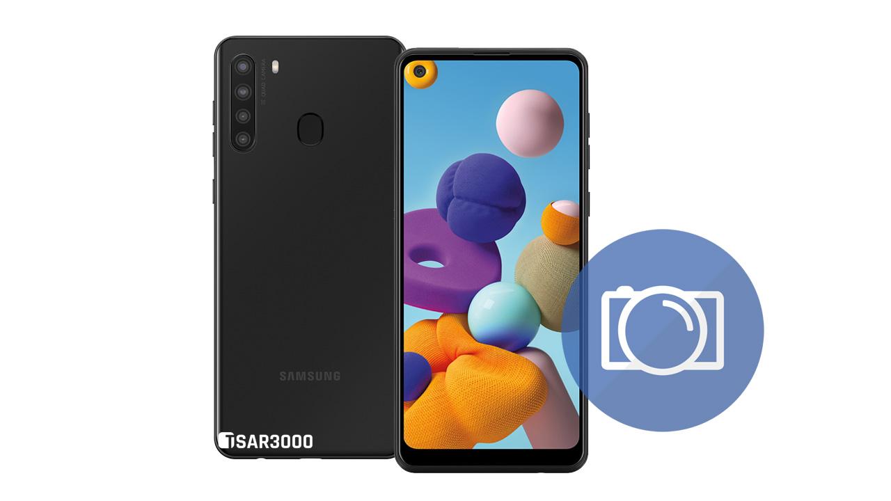 How To Take A Screenshot On Samsung Galaxy A21 - Tsar3000