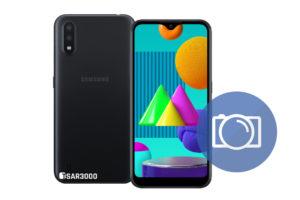Take Screenshot Samsung Galaxy M01