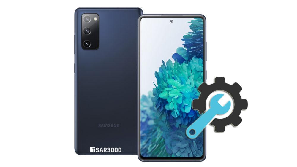 Factory Reset Samsung Galaxy S20 FE 5G