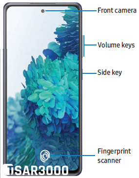 Samsung Galaxy S20 FE 5G Hardware Buttons