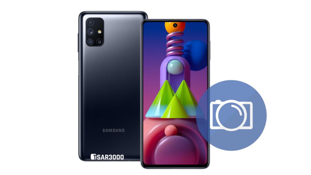 Take Screenshot Samsung Galaxy M51