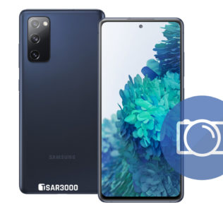Take Screenshot Samsung Galaxy S20 FE 5G