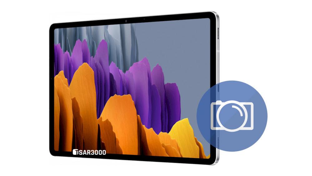 Take Screenshot Samsung Galaxy Tab S7 Plus