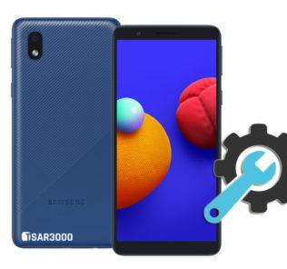 Factory Reset Samsung Galaxy A3 Core
