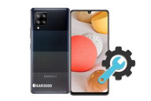 Factory Reset Samsung Galaxy A42 5G