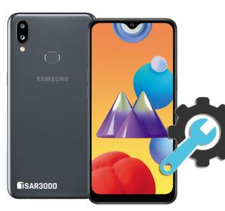 Factory Reset Samsung Galaxy M01s