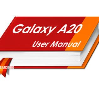 Samsung Galaxy A20 User Manual PDF Download