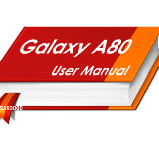 Samsung Galaxy A80 User Manual PDF Download