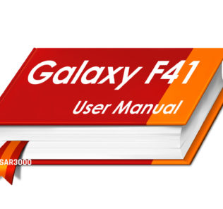 Samsung Galaxy F41 User Manual PDF Download