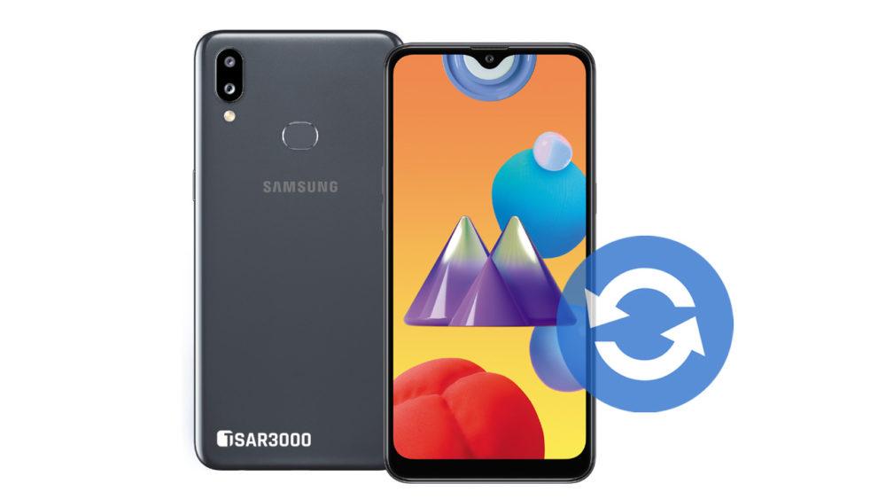 Samsung Galaxy M01s Software Update