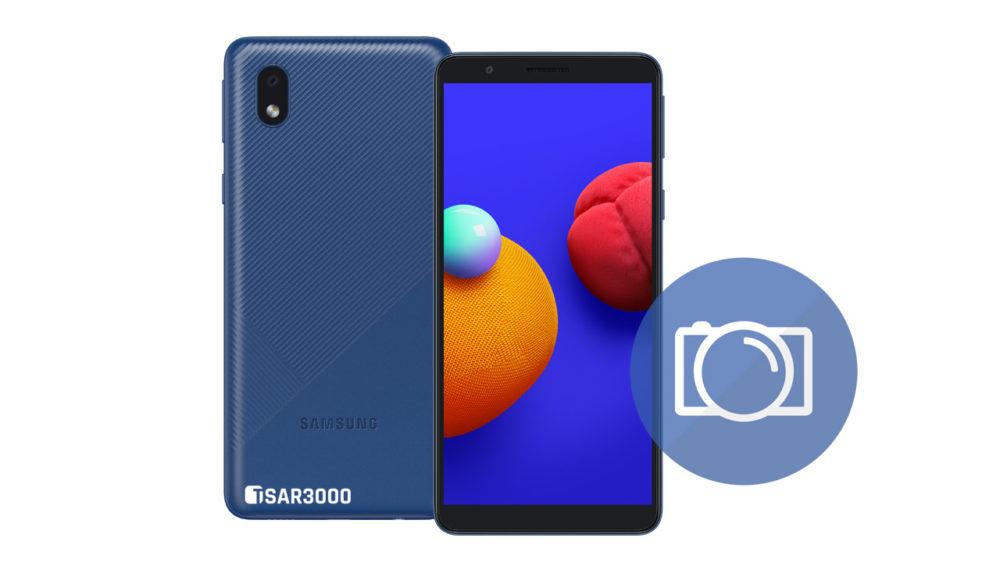 Take Screenshot Samsung Galaxy A3 Core