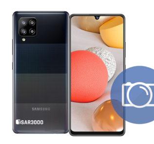 Take Screenshot Samsung Galaxy A42 5G