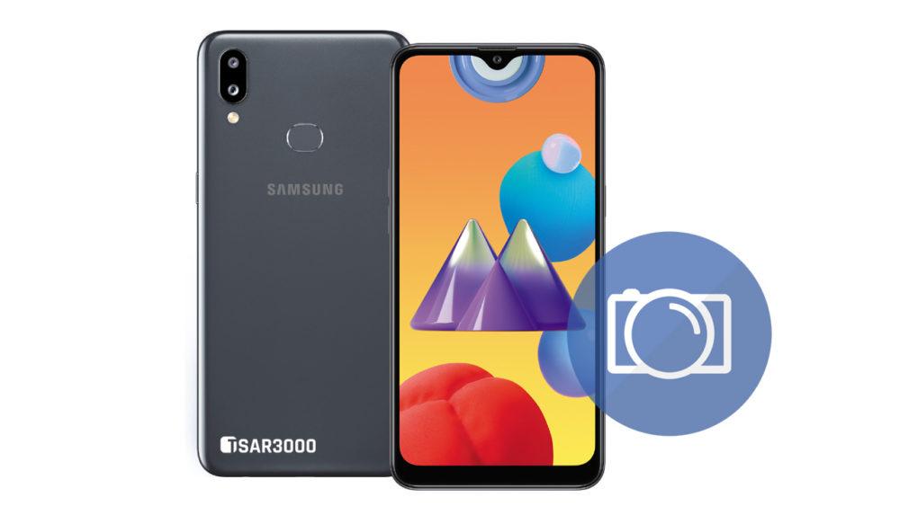 Take Screenshot Samsung Galaxy M01s