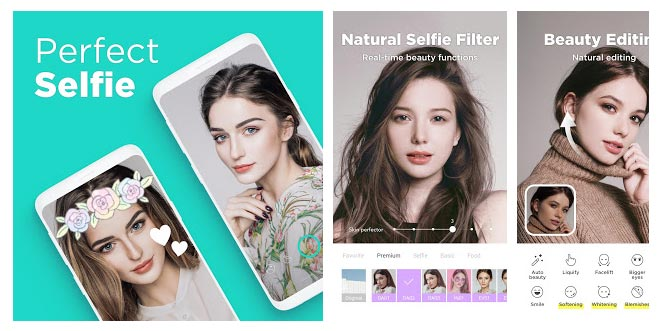 Candy Camera App for Samsung Android Phones