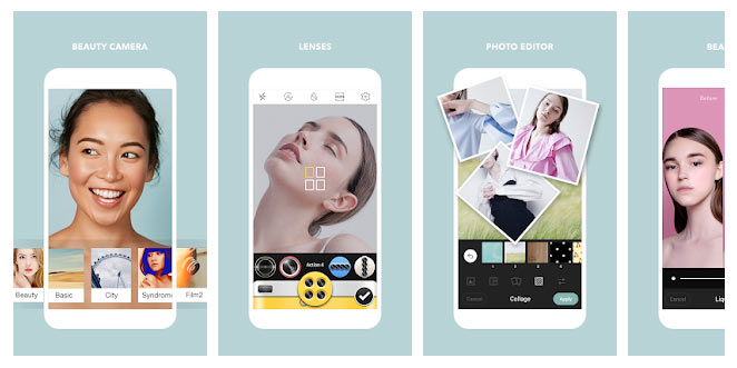 Cymera App for Samsung Android Phones