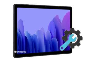 Factory Reset Samsung Galaxy Tab A7 2020