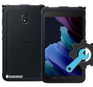 Factory Reset Samsung Galaxy Tab Active3