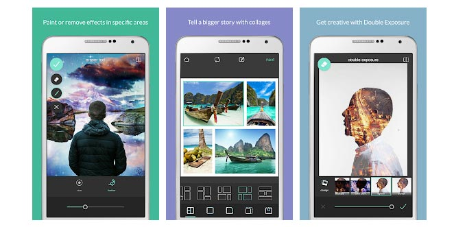 Pixlr Camera App for Samsung Android Phones