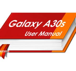 Samsung Galaxy A30s User Manual PDF Download
