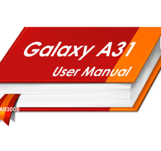 Samsung Galaxy A31 User Manual PDF Download