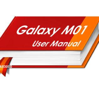 Samsung Galaxy M01 User Manual PDF Download