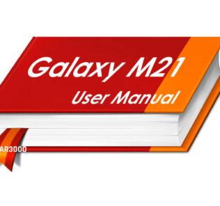 Samsung Galaxy M21 User Manual PDF Download