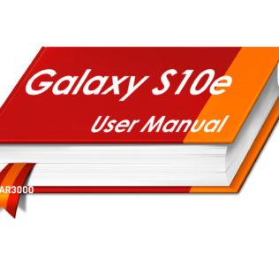 Samsung Galaxy S10e User Manual PDF Download