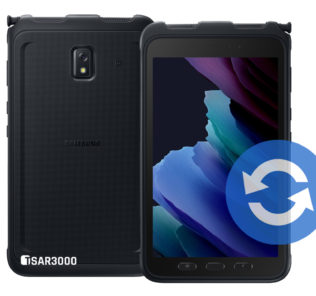 Samsung Galaxy Tab Active3 Software Update
