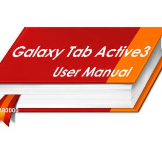 Samsung Galaxy Tab Active3 User Manual PDF Download