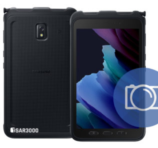 Take Screenshot Samsung Galaxy Tab Active3