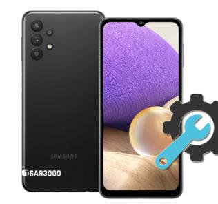 Factory Reset Samsung Galaxy A32 5G