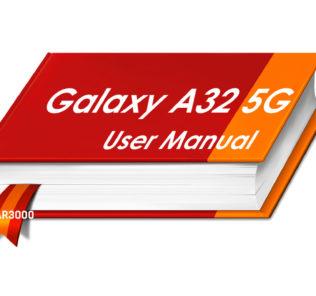 Samsung Galaxy A32 5G User Manual PDF Download