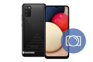 Take Screenshot Samsung Galaxy A02s