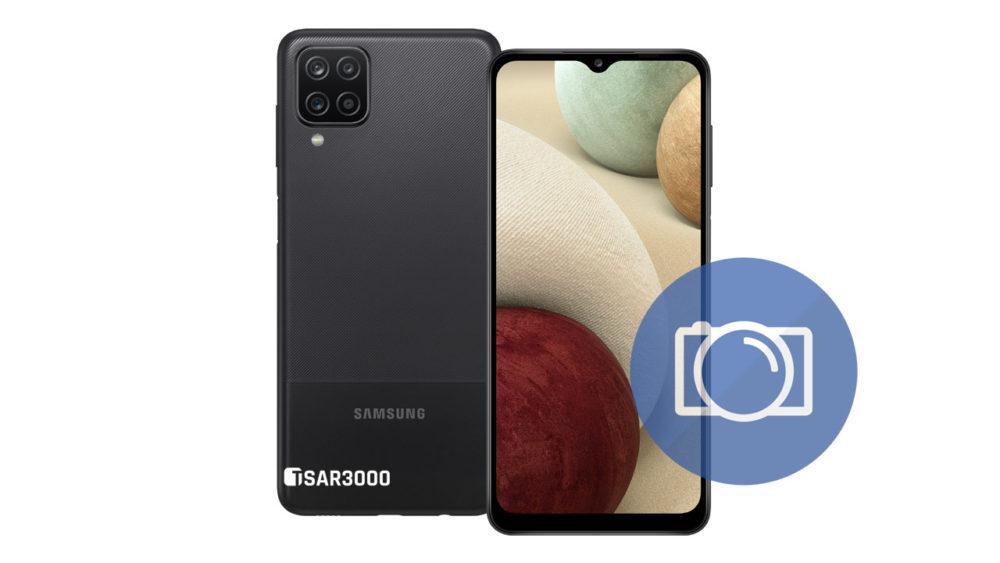 Take Screenshot Samsung Galaxy A12