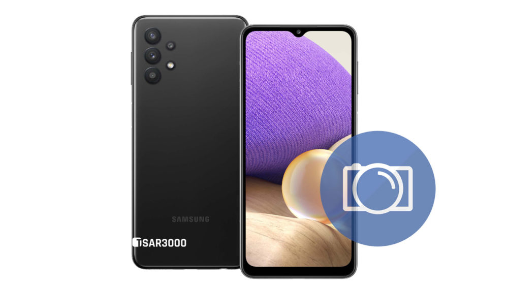 Take Screenshot Samsung Galaxy A32 5G