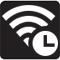 Wi-Fi Timer icon