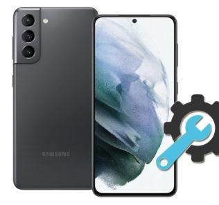 Factory Reset Samsung Galaxy S21 5G