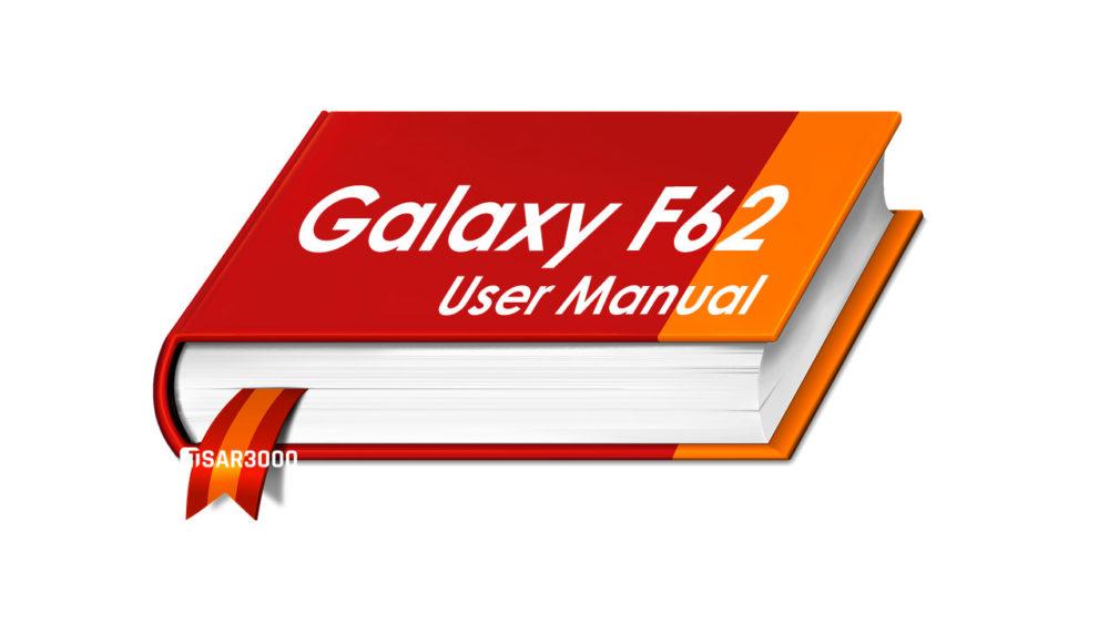 Samsung Galaxy F62 User Manual PDF Download