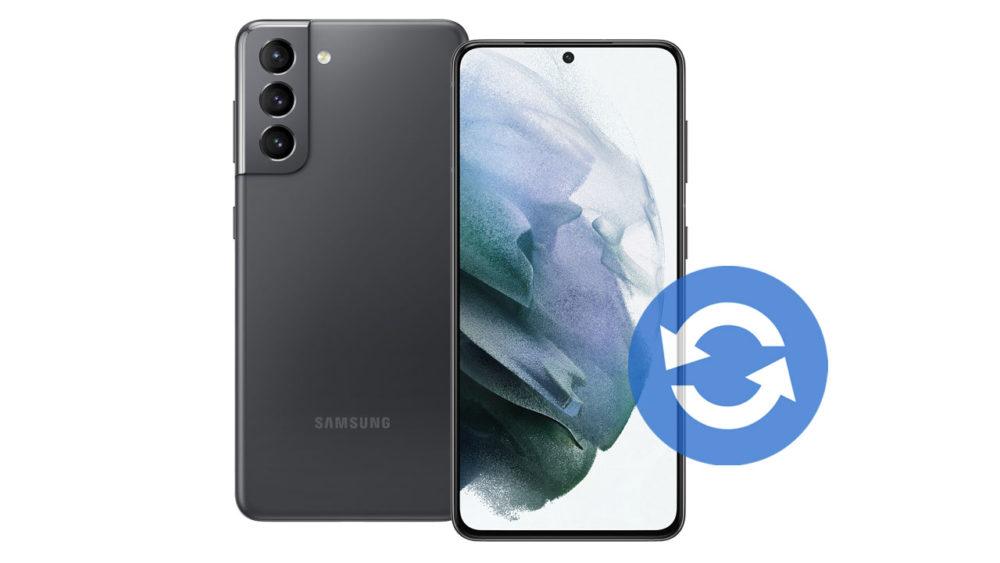 Samsung Galaxy S21 Plus 5G Software Update