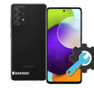 Factory Reset Samsung Galaxy A52