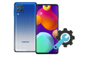 Factory Reset Samsung Galaxy M62