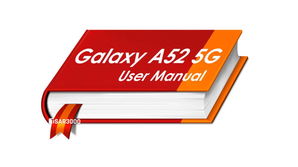 Samsung Galaxy A52 5G User Manual PDF Download