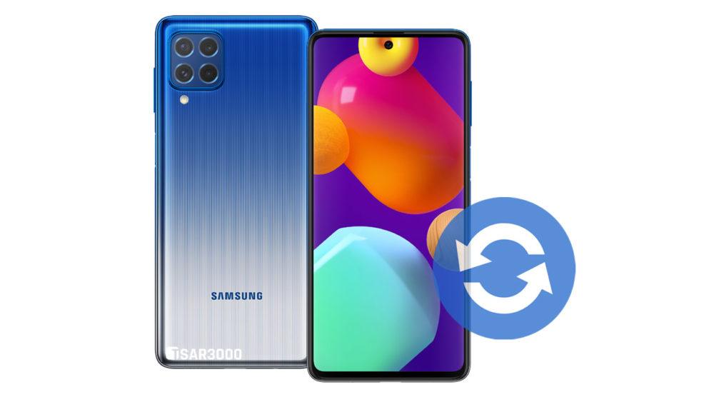 Samsung Galaxy M62 Software Update