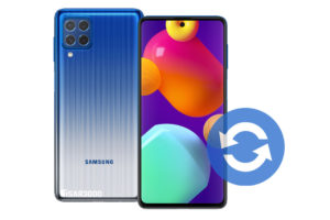 Samsung Galaxy M62 Software Update