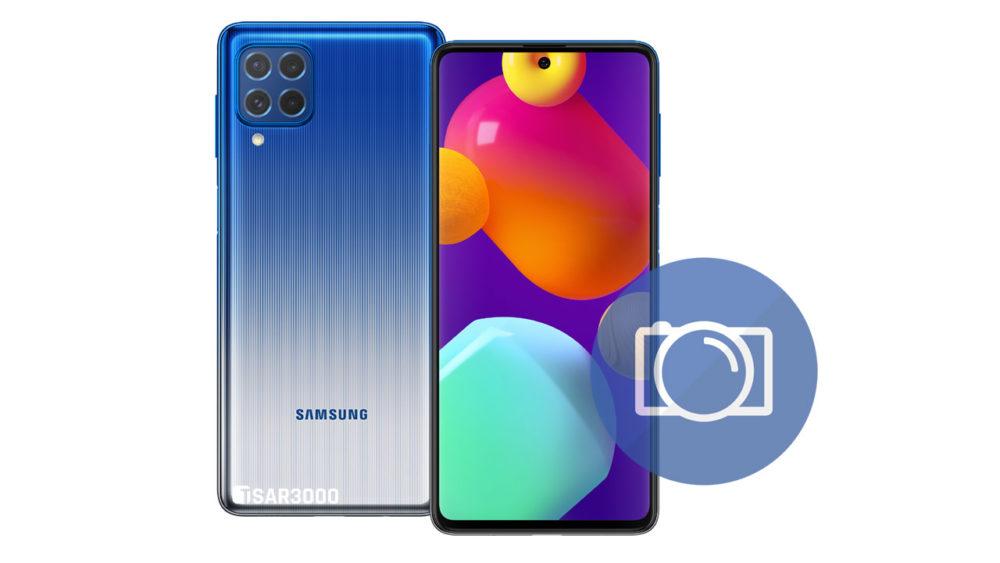 Take Screenshot Samsung Galaxy M62