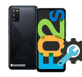 Factory Reset Samsung Galaxy F02s