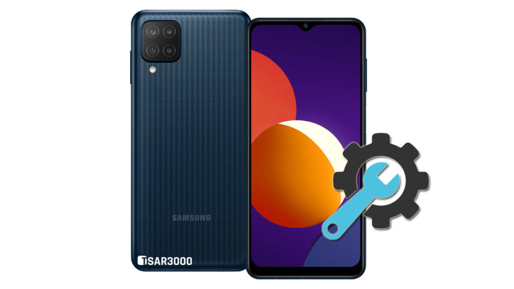 Factory Reset Samsung Galaxy M12
