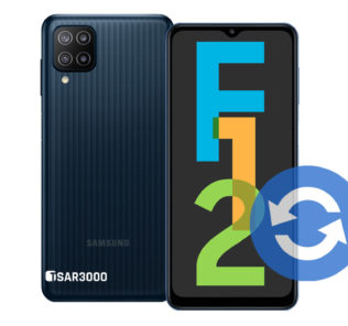 Samsung Galaxy F12 Software Update