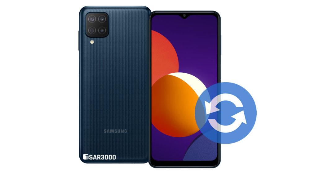 Samsung Galaxy M12 Software Update