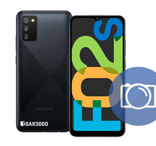 Take Screenshot Samsung Galaxy F02s